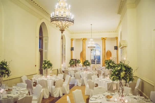 Ballroom Wedding Breakfast