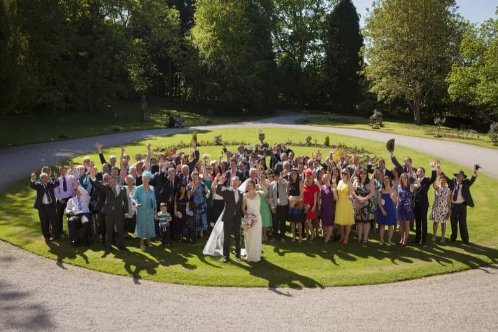 Clearwell Castle - Group