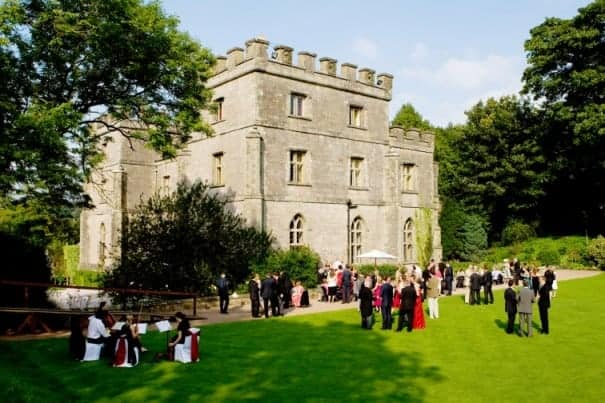 Clearwell Castle - Castle