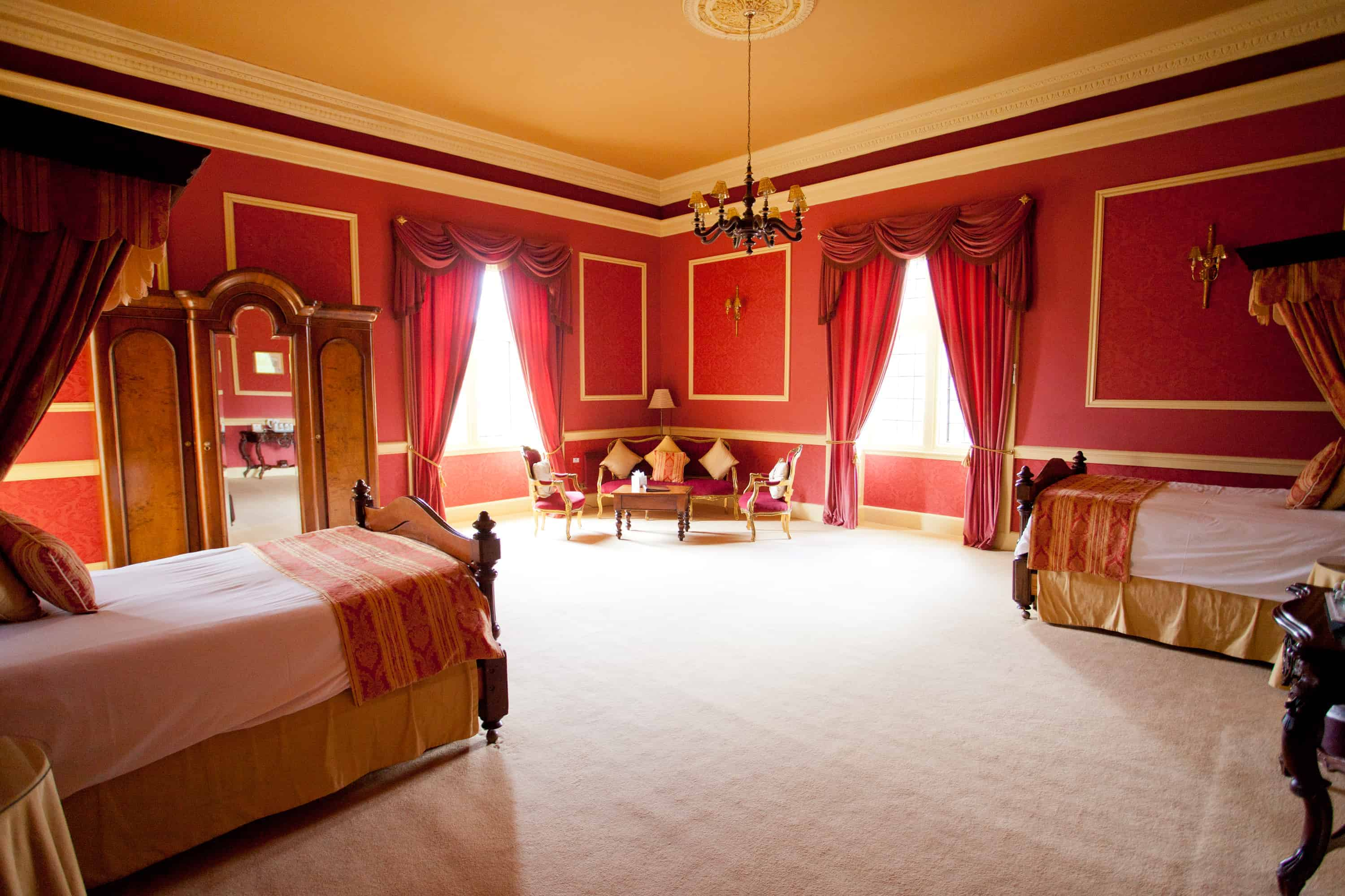 Clearwell Castle - Baynham Suite