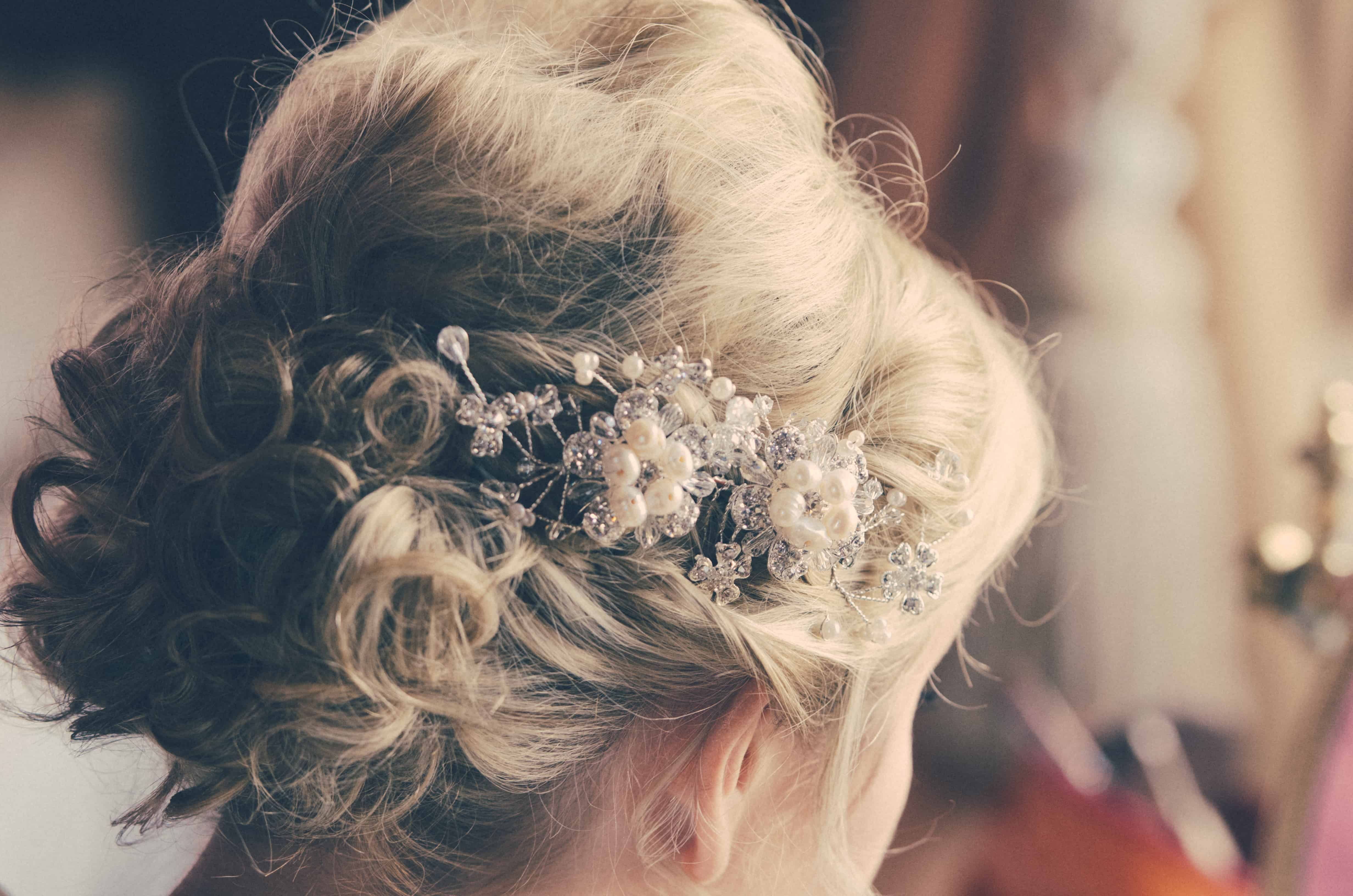 Clearwell Castle - Hair Piece