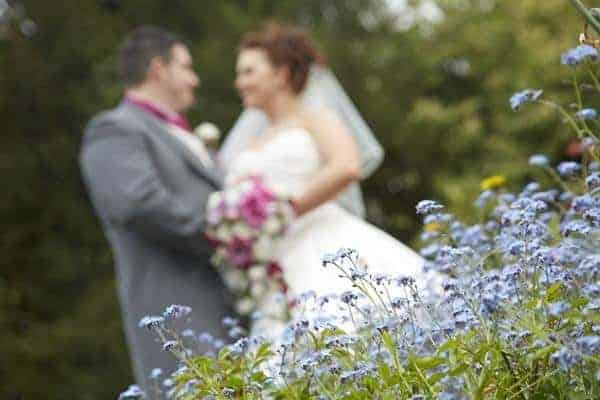 Clearwell Castle - Bride