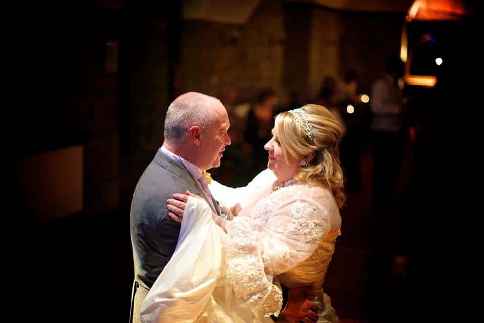 Clearwell Castle - First Dance