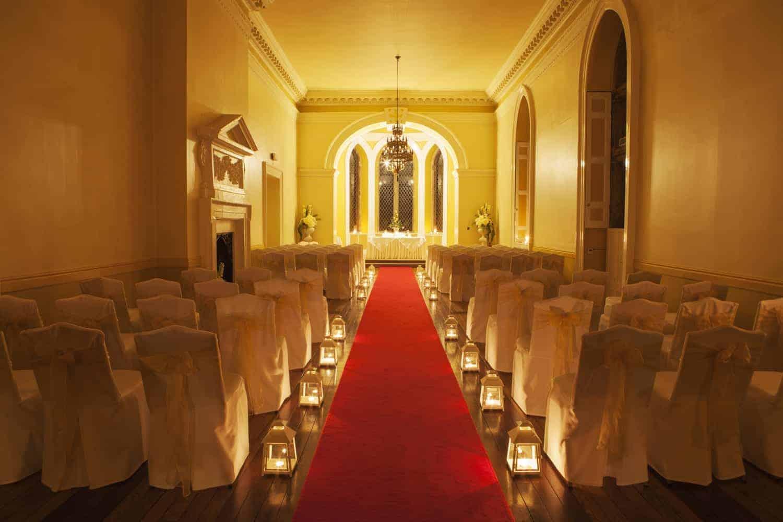 Clearwell Castle - Ballroom