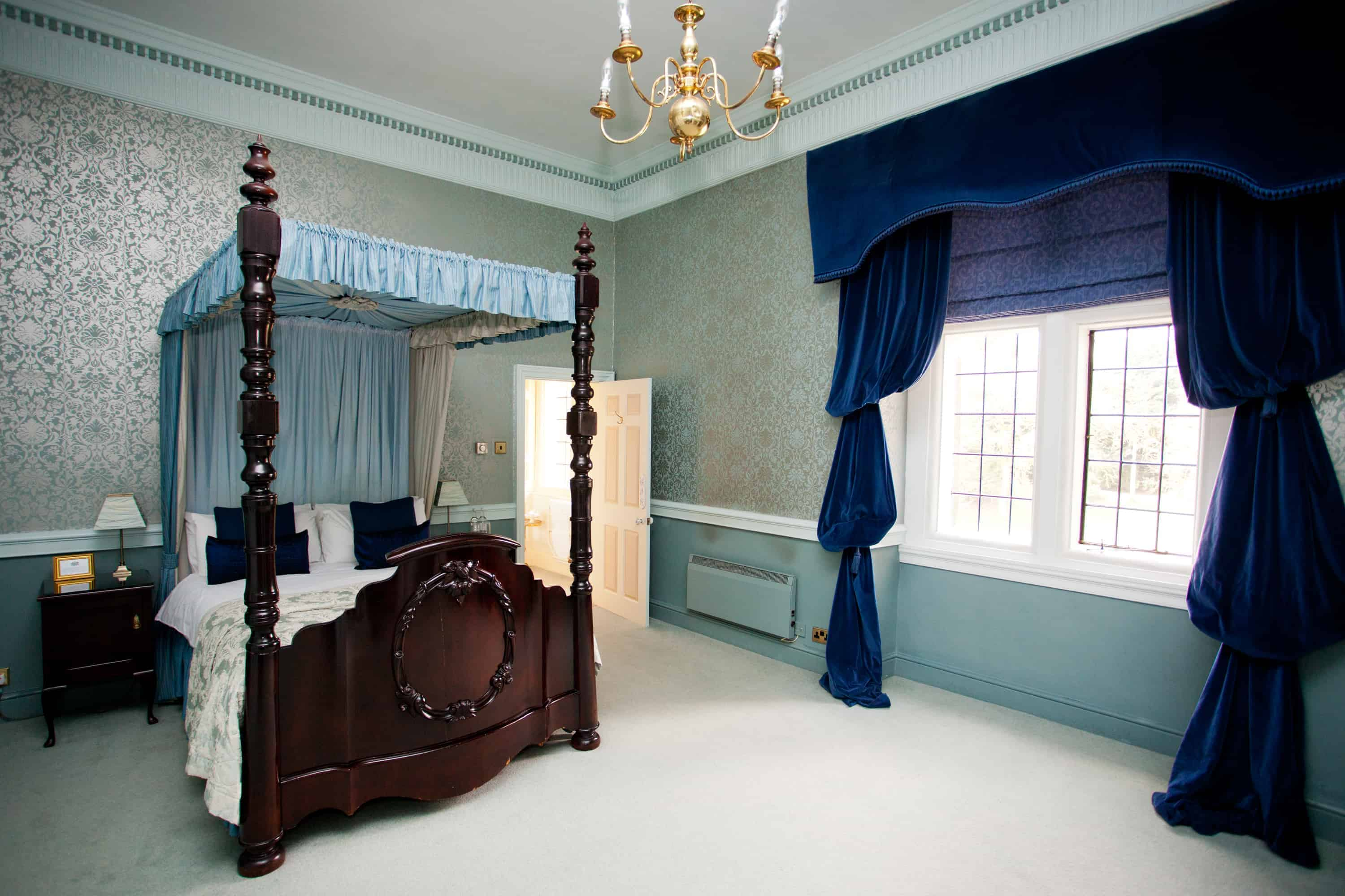 Clearwell Castle - Mermaid Suite