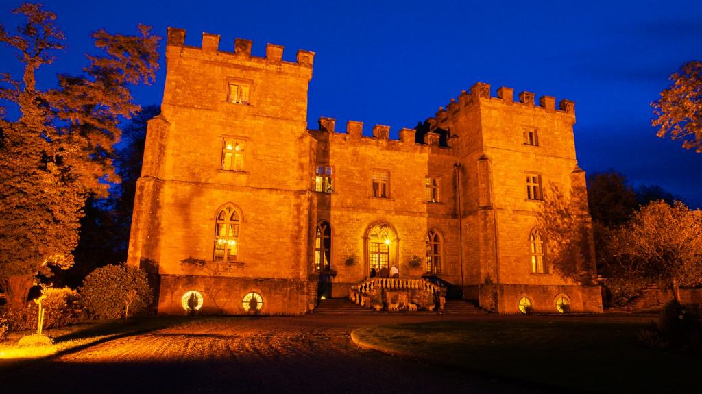 Clearwell Castle - Grounds