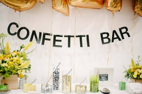 Clearwell Castle - Confetti Bar