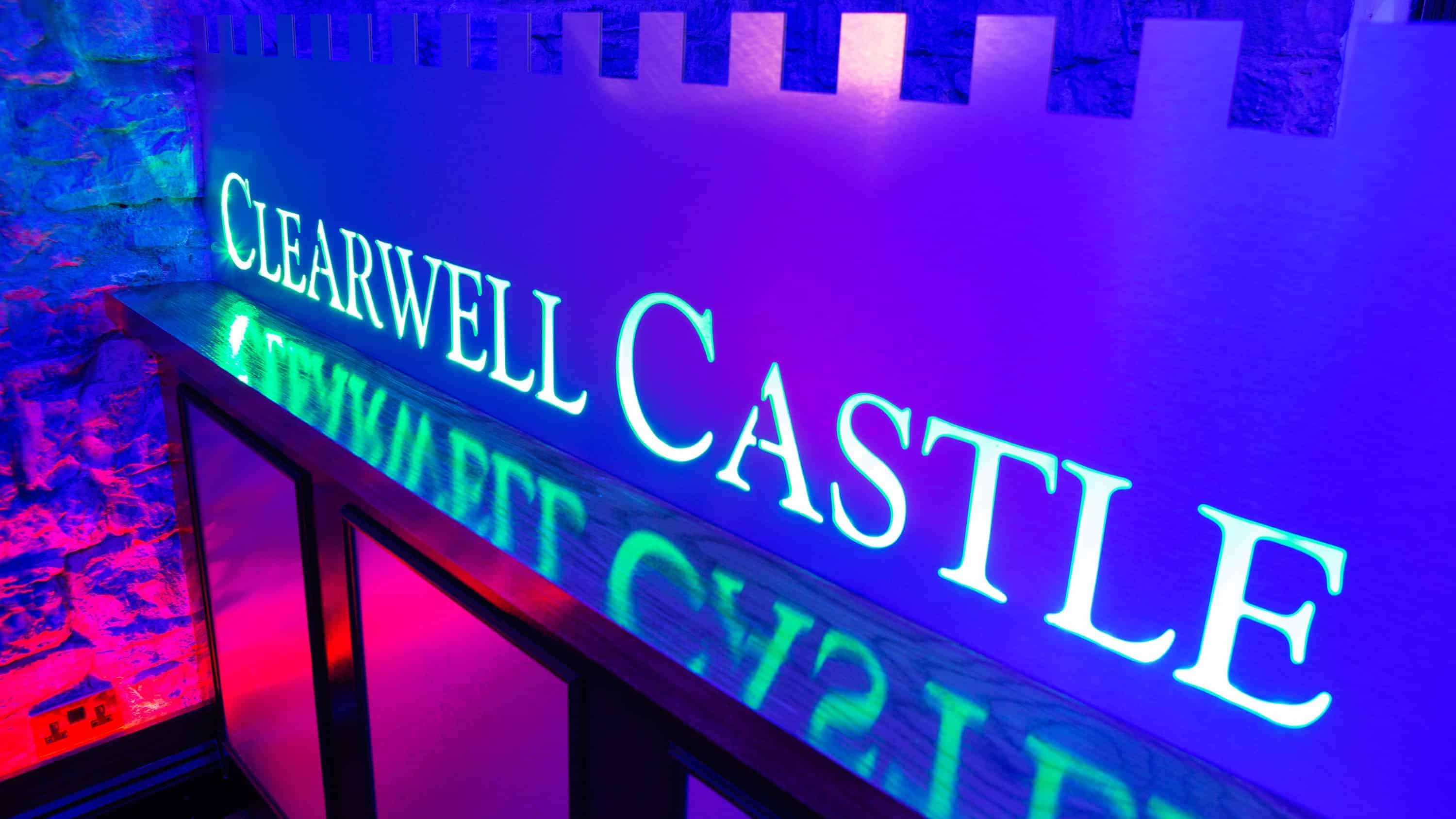 Clearwell Castle Bar