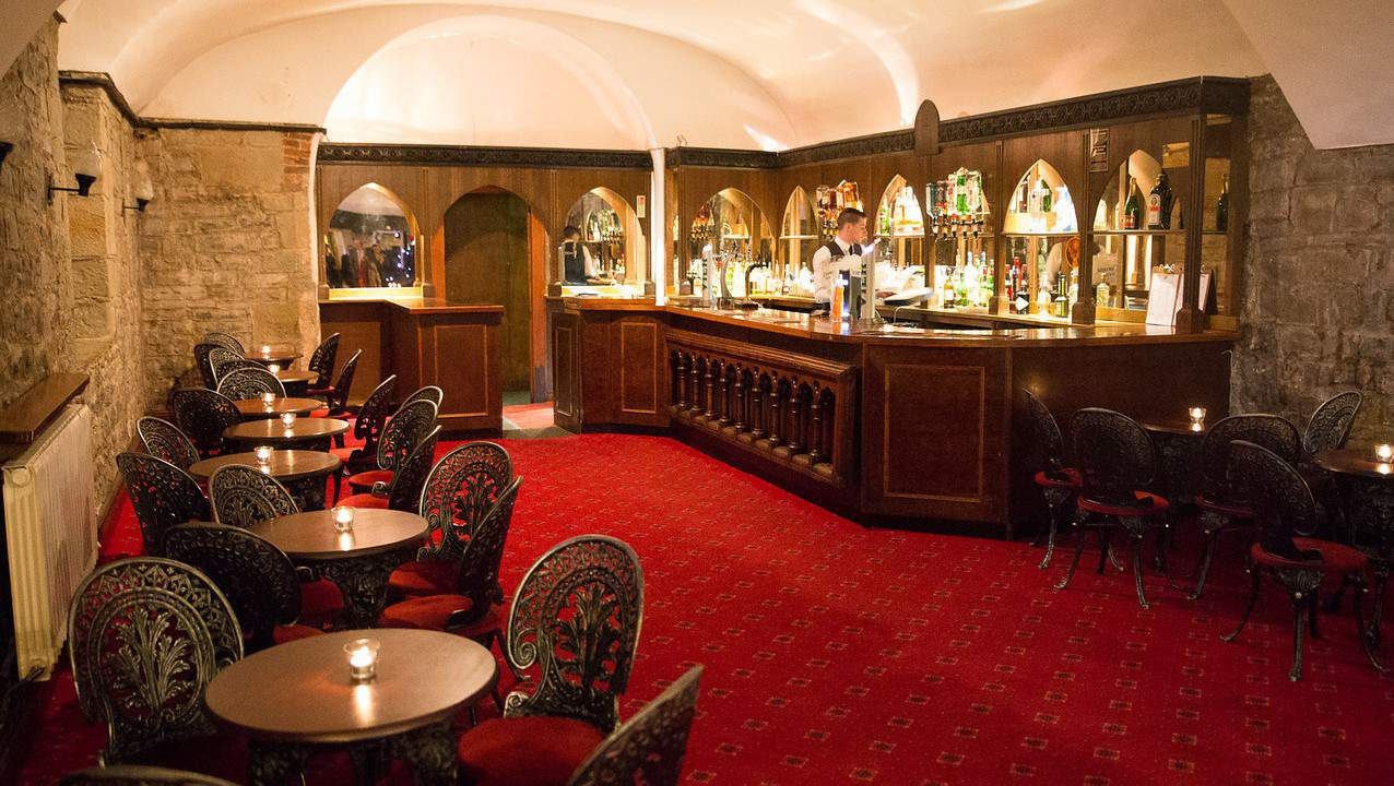 The Bar Before - Clearwell Castle