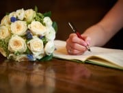 GH - Bouquet & Signing Register