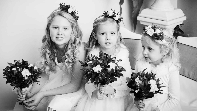 CC - Flowergirls