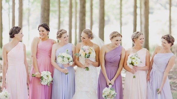 CC - Spring Bridesmaid