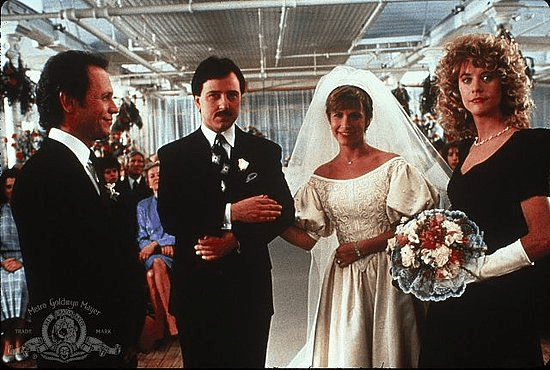 When Harry met Sally bridesmaid